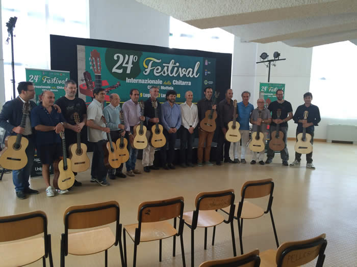 2020 Exhibition of Guitar Makers